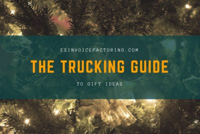 guide to gift ideas for truck drivers